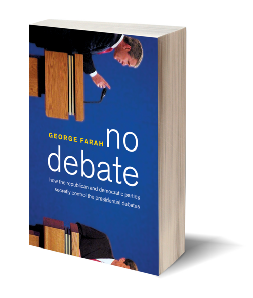 No debate book cover